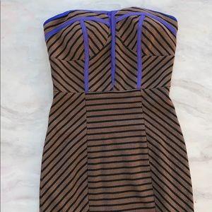 Bar lll strapless Dress